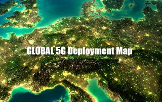 GLOBAL 5G Deployment Map