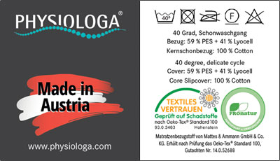 Physiologa label