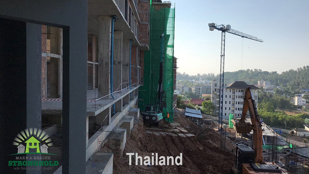 EMF Radiation-Free Building Thailand