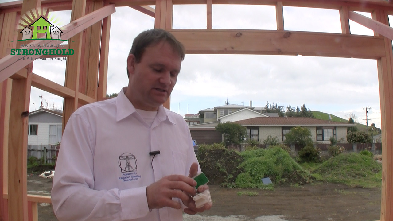EMF Radiation-Free Building Consultant New Zealand New Plymouth Patrick van der Burght