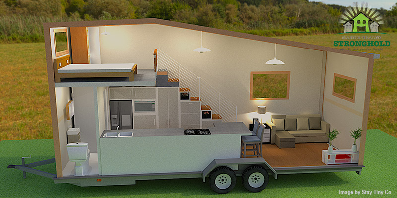 Tiny House EMF Radiation-Free Building Course Online