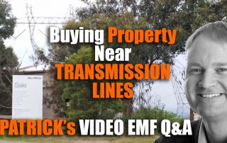 EMF Video Q&A Buying a house near transmission lines