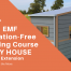Tiny home EMF radiation-free building course with Patrick van der Burght