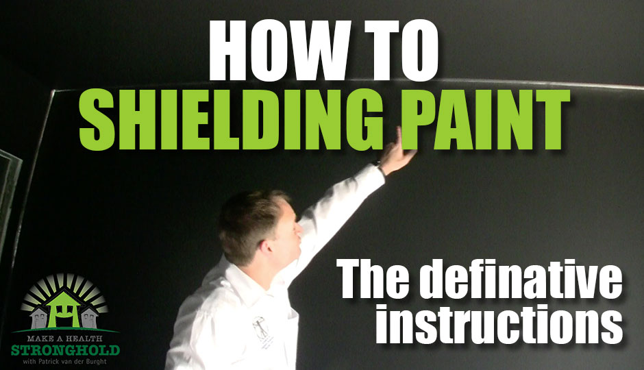How to Use EMF Shielding Paint Webinar