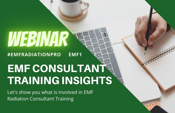 EMF Radiation Assessment Training Course Insights EMFRADIATIONPRO