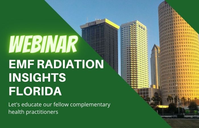 Webinar EMF Radiation from Health Practitioners in Florida