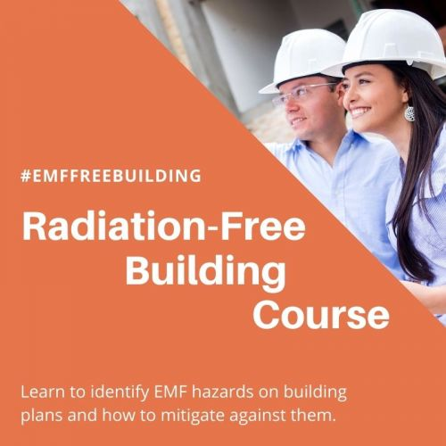 EMF Radiation-Free Building Course