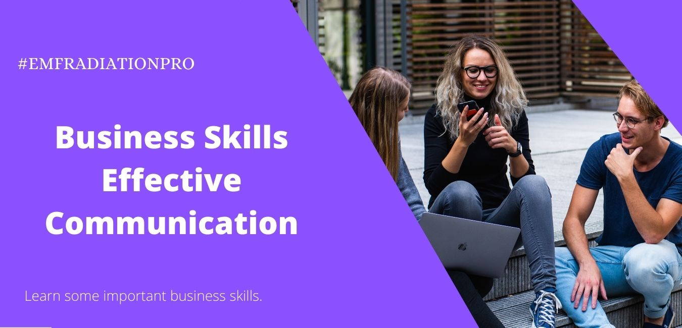 Business Skills Effective Communication