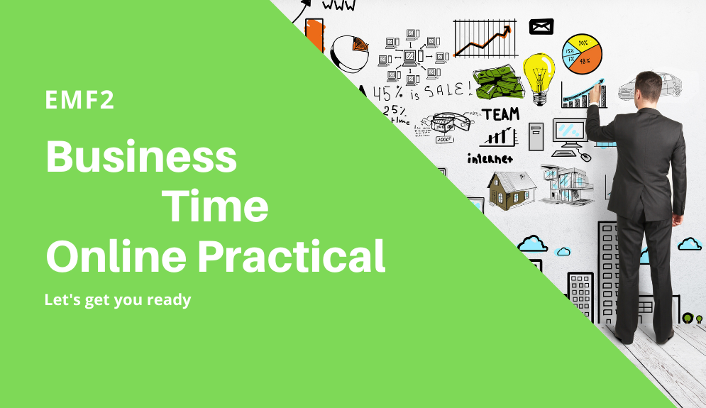 EMF2 Business Time Skills and Online EMF Practical Course