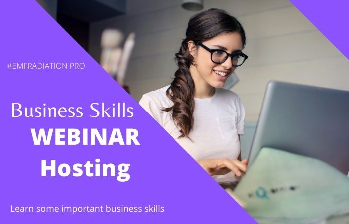 Business Skills - Webinar Hosting